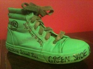 green shoe award