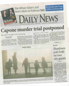 Capture - Daily News, iWalk 2013