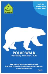 Capture Poster Polar Walk 2015
