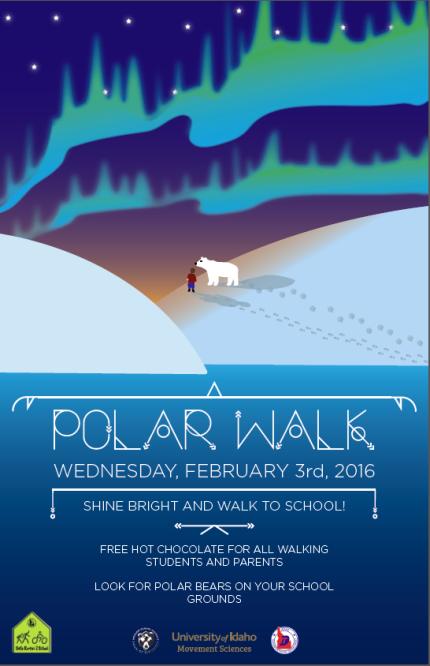 Capture of Poster - Polar Walk 2016